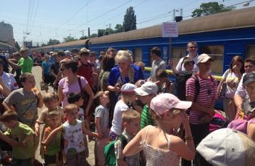 ГосЧС: Из зоны АТО эвакуированы все дети-сироты
