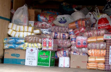 Кабмін виділив на гуманітарну допомогу Донбасу 10 мільйонів