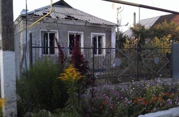 За час бойових дій у Донецькій області без будинків залишилися 480 сімей