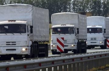 Губернатор: Российскую гуманитарку через Харьковскую область ввозить не будут