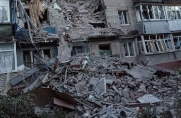 У Луганську під артобстрілом загинуло 22 мирні жителі