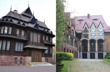 Резиденції «Залісся» та «Синьогора» відкривають для відвідувачів