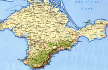 ВР повторно приняла закон об экономической деятельности в Крыму