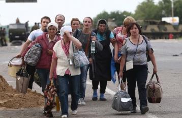 СНБО: На месте обстрела колонны мирных жителей найдены тела 15 погибших
