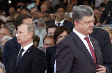 В Кремле заявляют, что Путин приедет на встречу с Порошенко
