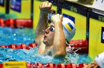 Пловец Говоров принес Украине первую медаль чемпионата Европы