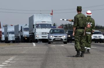 РНБО: Україна не почала оформлення гуманітарки з РФ через відсутність документів про вміст вантажу