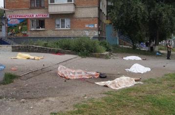 В Донецкой области за сутки из-за боевых действий погибли 34 мирных жителя