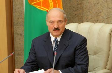 Лукашенко поздравил Президента Украины с Днем Независимости