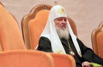 Патриарх Кирилл выступил с обращением к Порошенко