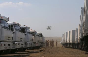 Путін: Досягнуті домовленості щодо гуманітарної допомоги Донбасу