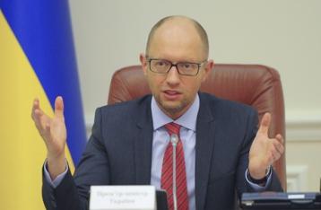 Яценюк: Украина не выдержит курса выше 12 гривен за доллар