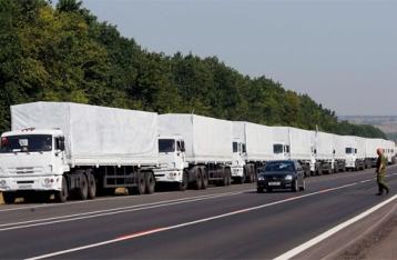МИД: Направлению гуманитарки РФ на Донбасс должны предшествовать консультации
