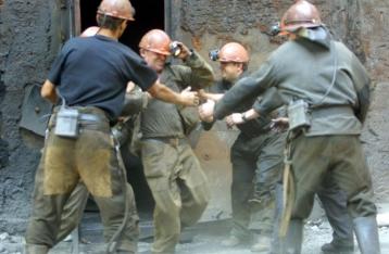 В Донецке обесточена шахта Засядько, под землей остались горняки