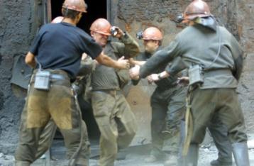 У Донецьку знеструмлено шахту ім. Засядька, під землею залишилися гірники