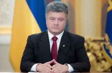 Порошенко отменил визит в Турцию из-за ввода российских войск в Украину