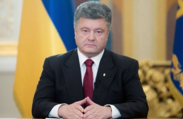 Порошенко скасував візит до Туреччини через введення російських військ в Україну