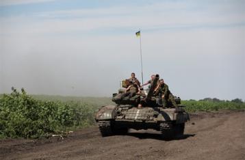 Генштаб закрыл информацию о передвижении украинских войск