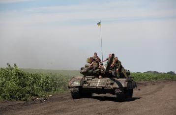 Генштаб закрив інформацію про пересування українських військ