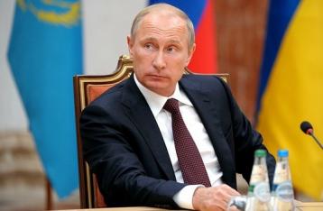 Путин призвал членов НВФ выпустить украинских силовиков из окружения
