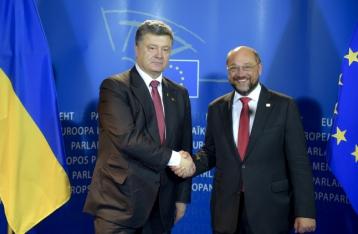 Украина и Европарламент ратифицируют Соглашение об ассоциации синхронно