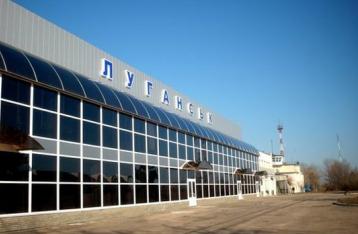 РНБО: Сили АТО залишили аеропорт «Луганськ»