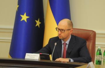 Яценюк согласен с необходимостью смены руководства оборонных ведомств