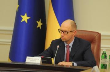Яценюк згоден з необхідністю зміни керівництва оборонних відомств