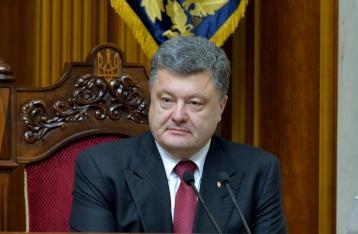 Порошенко упростил призыв на военную службу