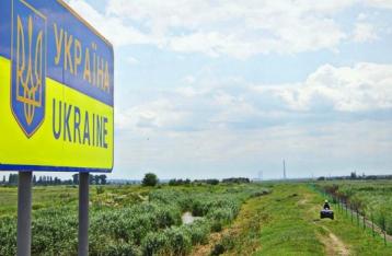 Украина начинает возводить сооружения на границе с РФ