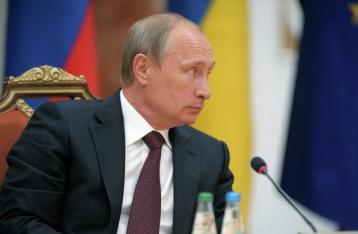 Путин составил план прекращения кровопролития в Украине