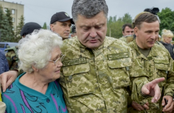 Порошенко сподівається на початок мирного врегулювання на Донбасі 5 вересня