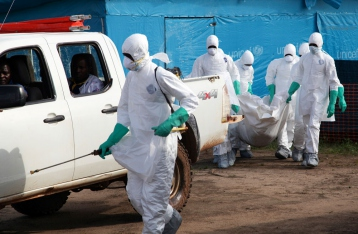ВОЗ: За две недели от вируса Эбола умерли более 500 человек