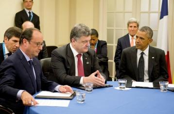 Порошенко: Прекращение огня и подписание мирного плана может состояться 5 сентября