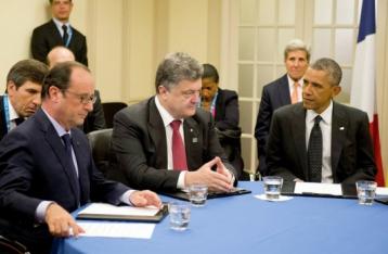 Порошенко: Припинення вогню і підписання мирного плану може відбутися 5 вересня