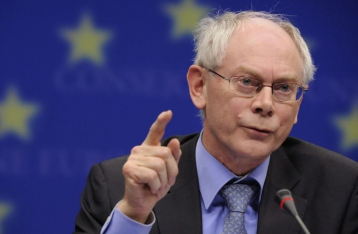 Ромпей: ЕС пересмотрит введение санкции против РФ, если перемирие в Украине будет соблюдаться