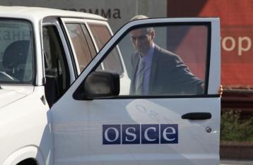 ОБСЕ зафиксировала нарушение перемирия под Мариуполем