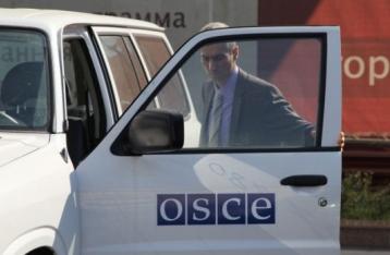 ОБСЄ зафіксувала порушення перемир'я під Маріуполем