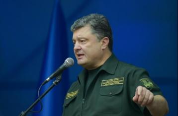 Президент: За четыре дня удалось освободить 1200 украинских пленных