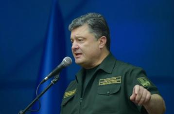 Порошенко: За чотири дні вдалося звільнити 1200 українських полонених