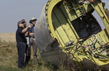 Нідерланди: «Боїнг-777» розпався у повітрі внаслідок ураження ззовні