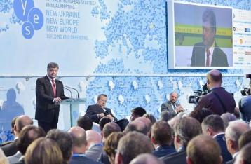 Порошенко уверен в мирном возвращении Крыма в Украину