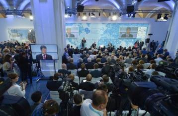 Порошенко: В особливому статусі Донецької та Луганської областей немає загрози цілісності України