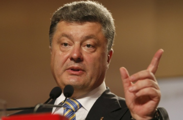 Порошенко змінив голів трьох райдержадміністрацій Києва
