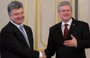 Украина и Канада возобновят подготовку к Соглашению о свободной торговле