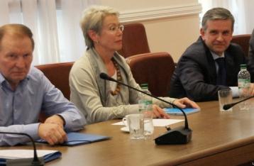 В Минске проходят очередные переговоры контактной группы по Украине