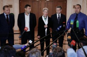 Переговори щодо Донбасу: сторони погодили дев'ять пунктів перемир'я