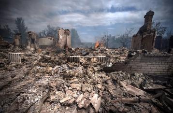 ООН: Инфраструктуре Донецка и Луганска нанесен ущерб на $440 миллионов