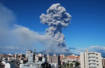 В Японии 70 человек пострадали от извержения вулкана Онтакэ