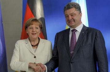 Германия выделит €500 миллионов кредита на восстановление Донбасса
